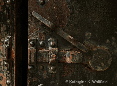 Old Military Door - ID: 6693437 © Kathy K. Whitfield