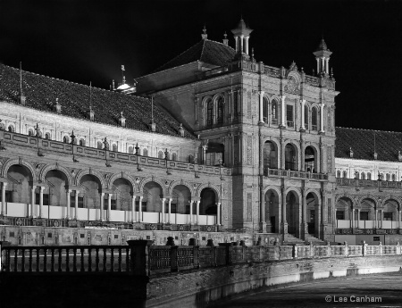 Sevilla por la noche