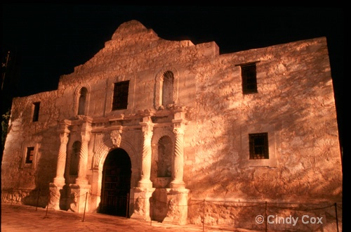 the alamo - ID: 6705877 © Cynthia S. Cox