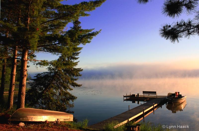 Earth's Breath at Lost Lake