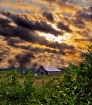 Barn Through The ...