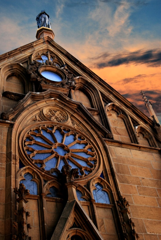 Loretto Chapel 2
