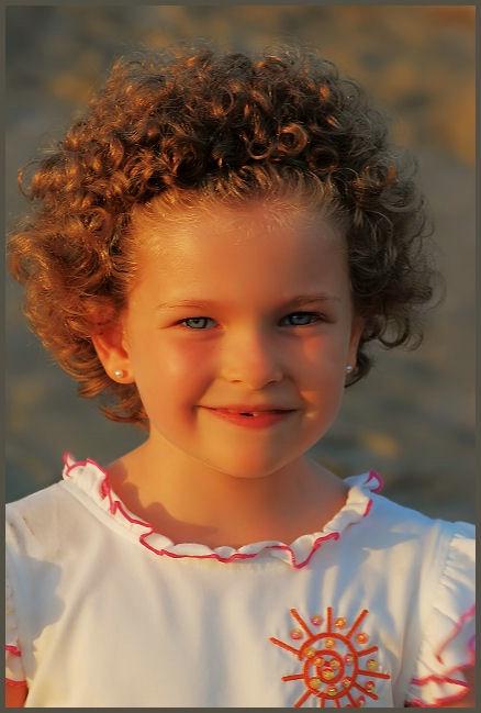 A Sun-Kissed Eleanor...