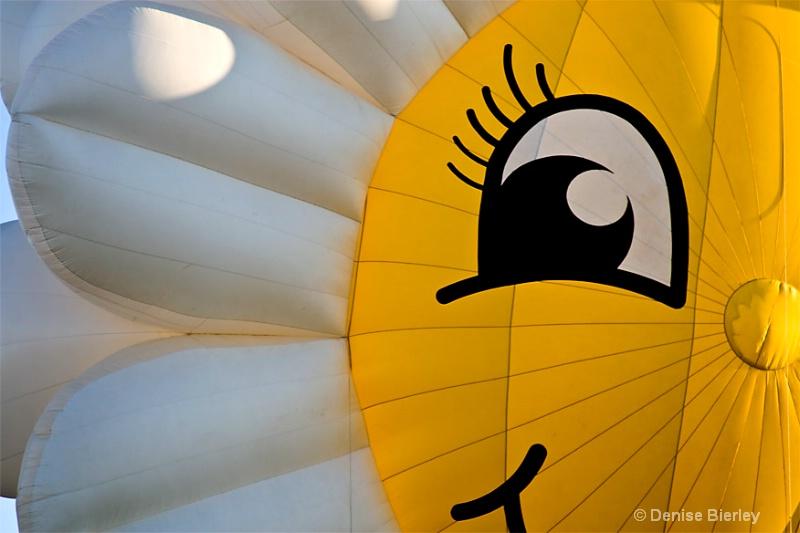 Sunflower Balloon - ID: 6750531 © Denise Bierley