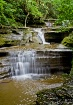 Buttermilk Falls ...