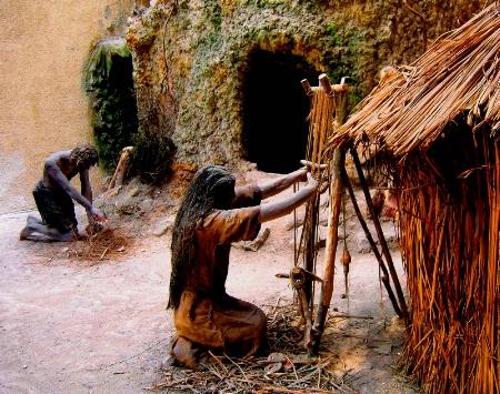 The First Village