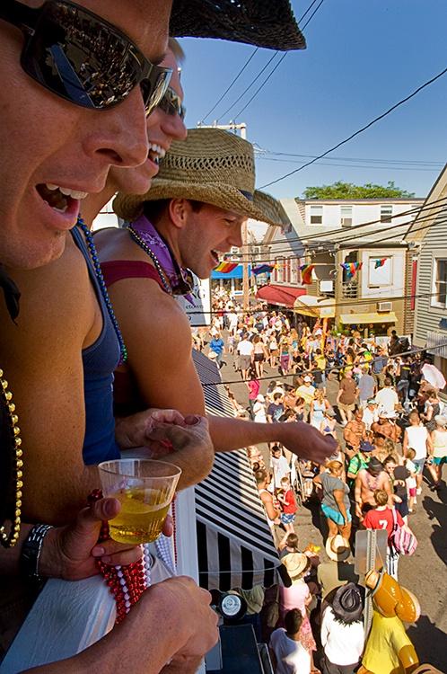 Cowboy Mania, Carnival on the front deck - ID: 6826361 © Gurli Lovinger