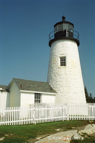 Pemaquid Point, Maine - ID: 6838206 © Krista Cheney