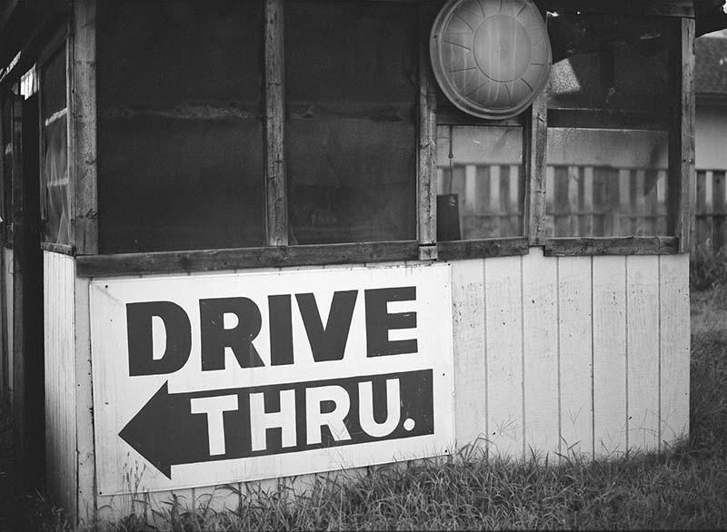 Drive Thru - ID: 6840297 © Steve Parrott