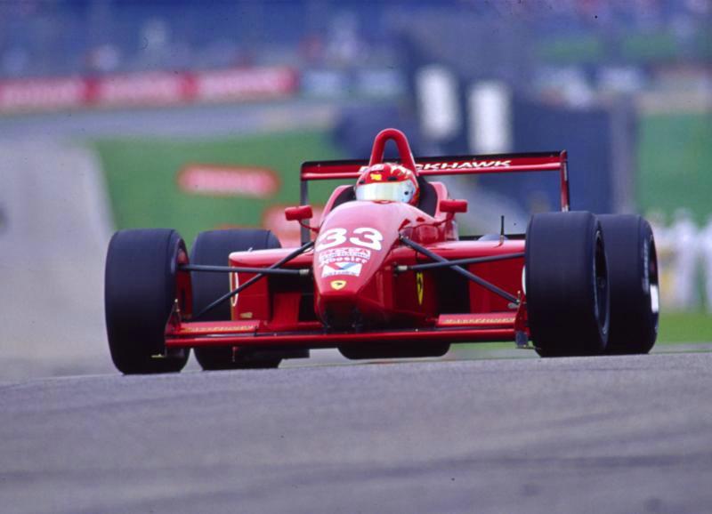 Formula Atlantic 33
