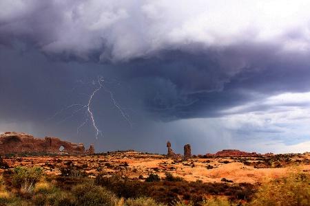 WARNING!!!!........Thunder Storm