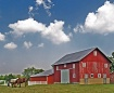 That Old Red Barn
