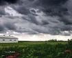 storm rolls in   ...
