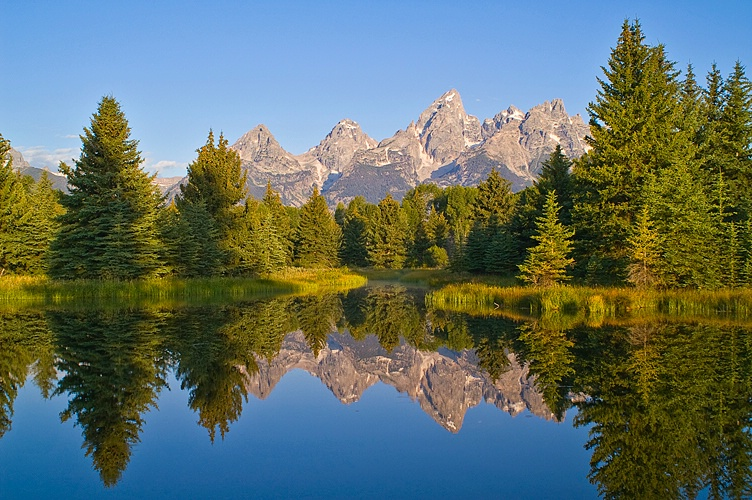 teton reflections-resized - ID: 7041555 © Eric Reese