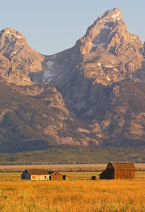 teton homestead - ID: 7041560 © Eric Reese