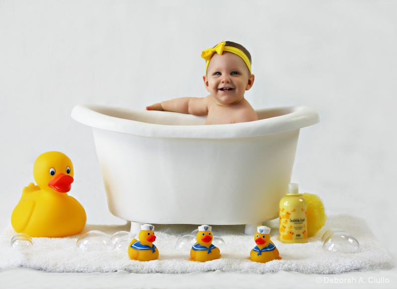 Rubber Ducky . . Your The One!