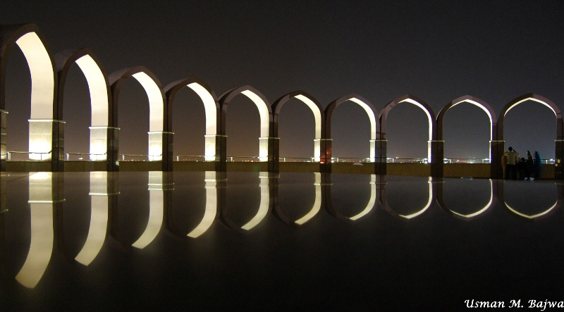 A Chain of Arches