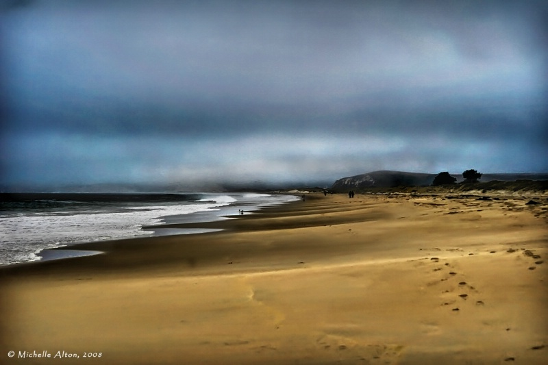Sands of Point Reyes