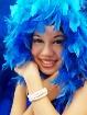 Blue Quinceanera