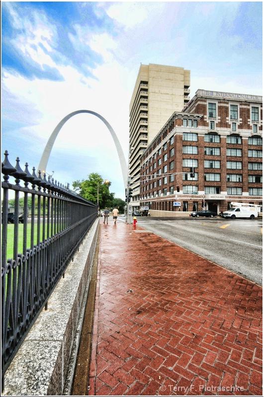 Downtown Saint Louis - ID: 7080024 © Terry Piotraschke