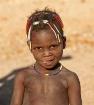 Curious Himba Gir...