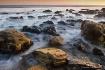 Surf and Rocks at...