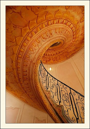 Golden Staircase
