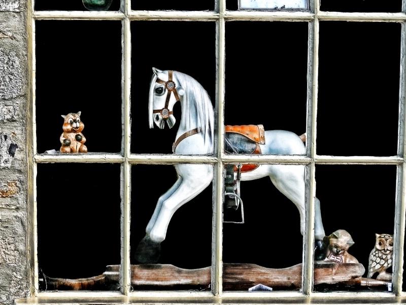 Rocking Horse Window