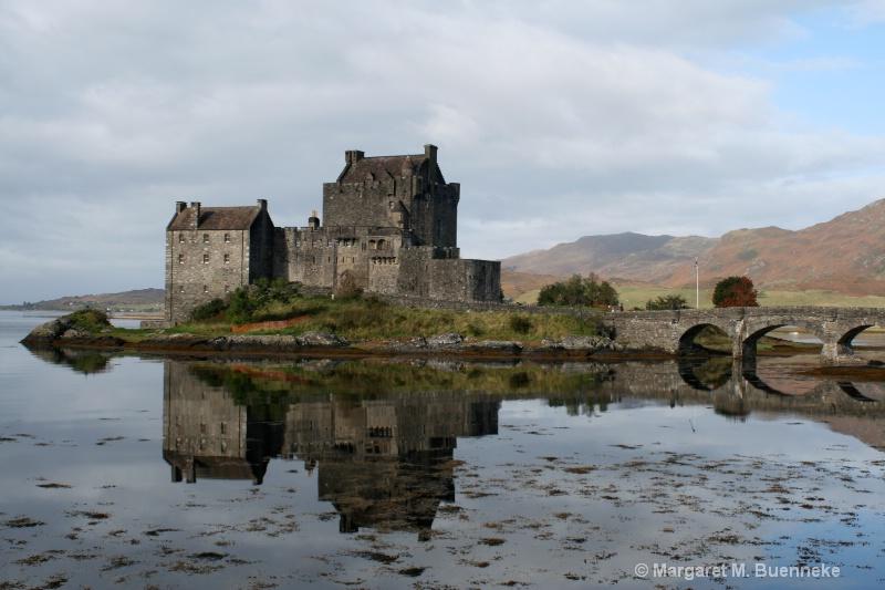 Eileen Dunan Castle, Scotland