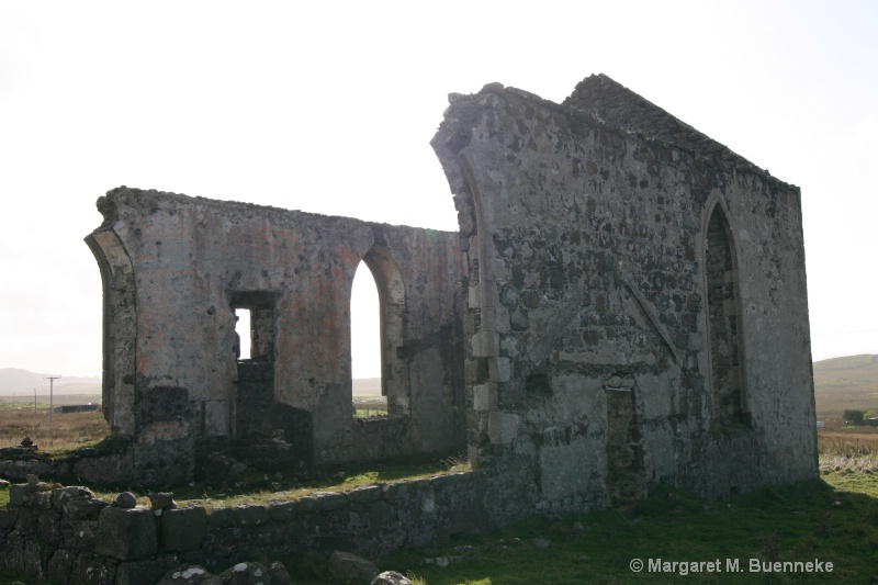 Macurdie's Monument, northern Isle of Skye