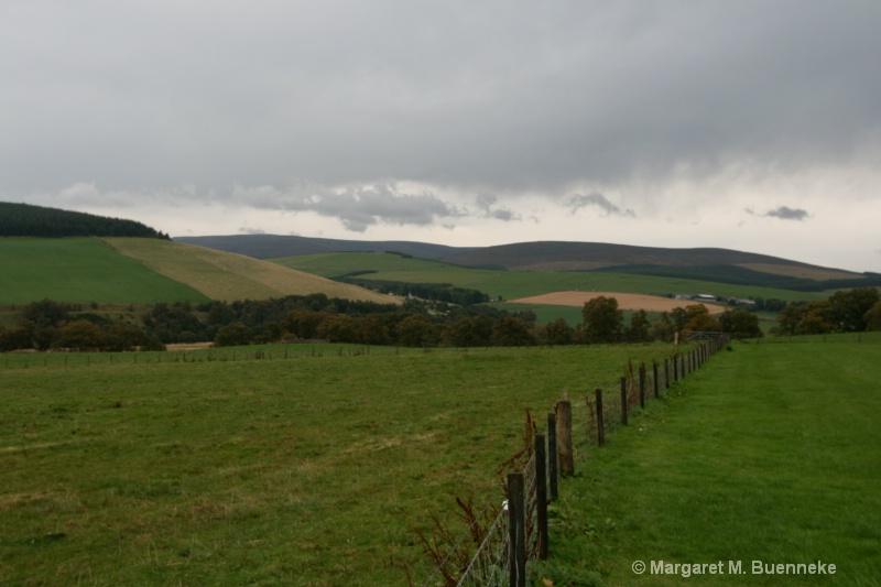 Speyside countryside, Scotland