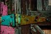 Painted hinge, Sa...