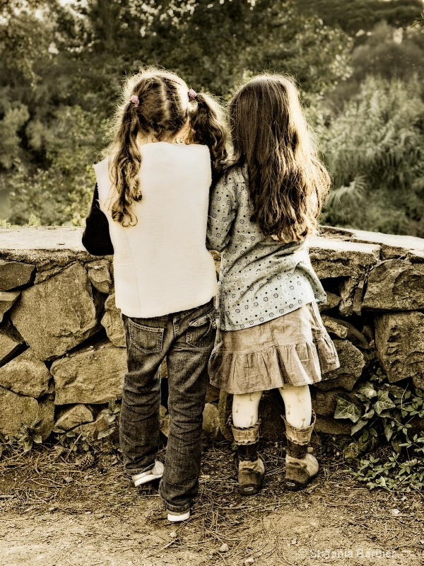 little girls, big secrets