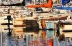 Boats at the dock...