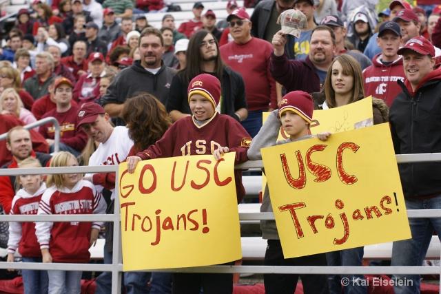 WSU vs USC 39