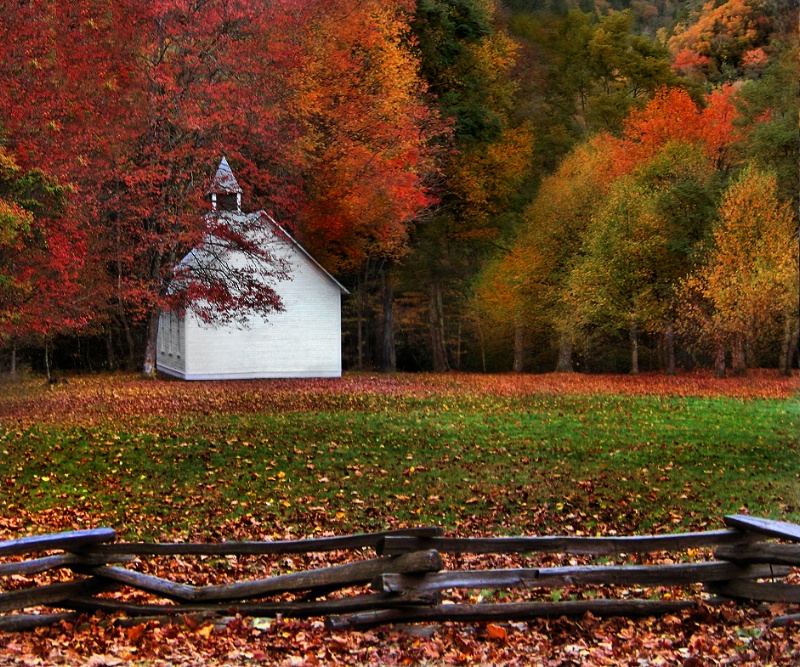 Catalooochee Church