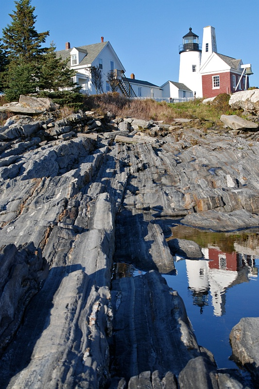 Reflection of Pemaquid - ID: 7225296 © Carla Daigle