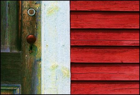 The Unopened Door...
