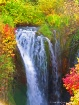 COLORED WATERFALL