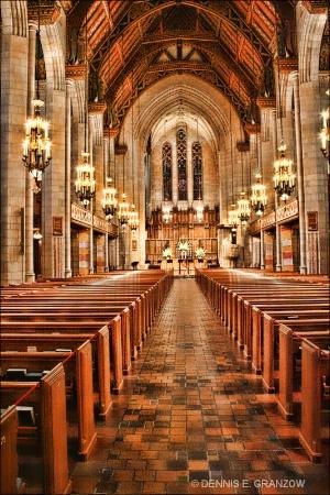 Downtown Chicago Church