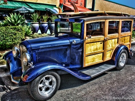 Legendary Ford Woody