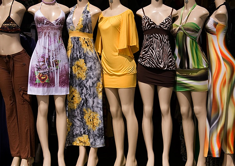Mannequins - ID: 7303221 © Mary-Ella Bowles