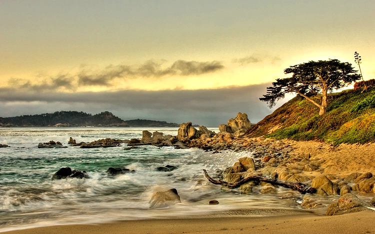Monterey Bay Sunrise 3