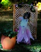 In the fairy gard...
