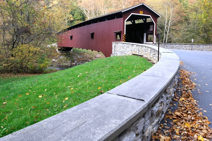 Martic Forge Covered Bridge - ID: 7340678 © GARY  L. ROHRBAUGH