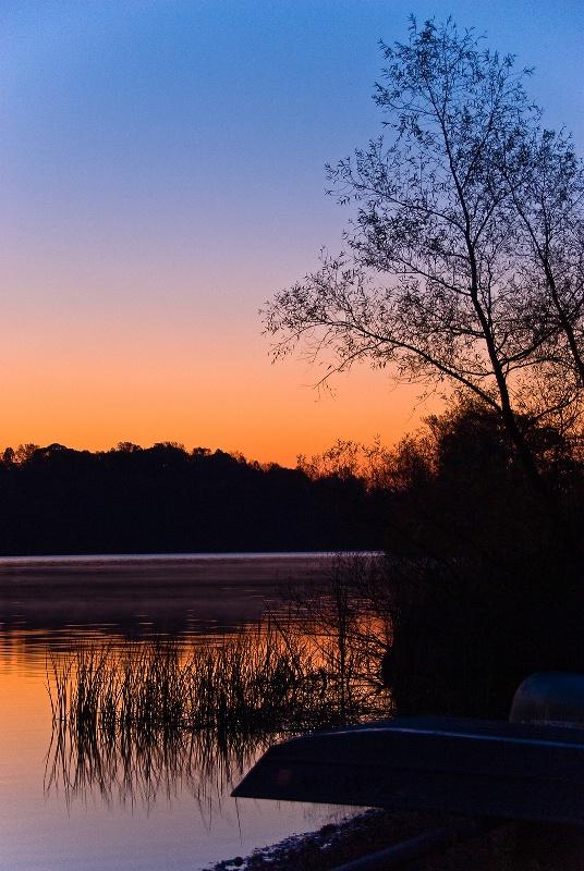 Pre-Dawn At The Marsh
