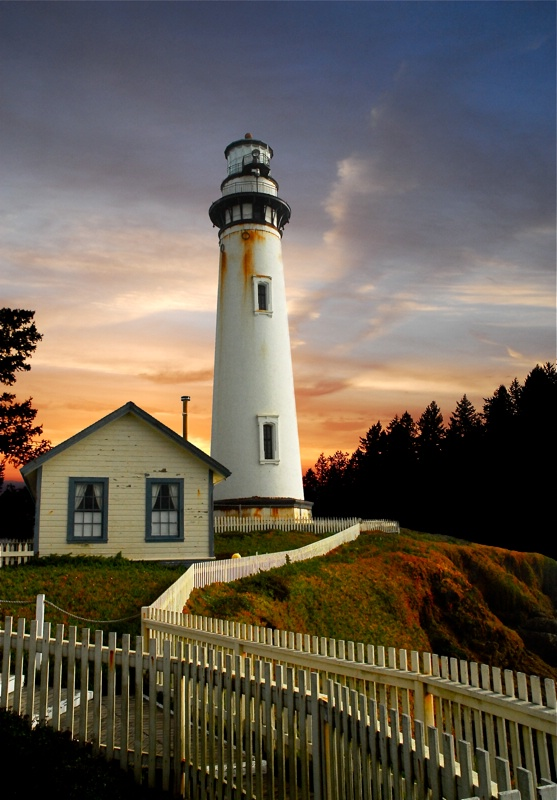 The Old Light House