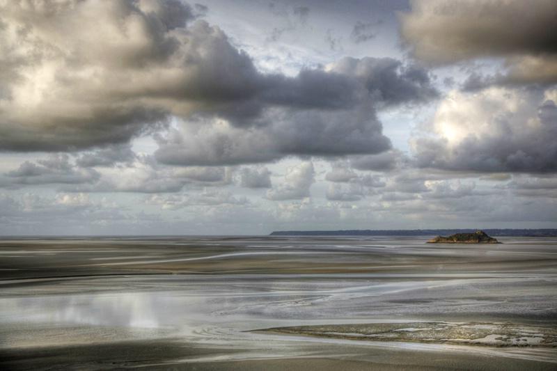 Mont-St-Michel Beach