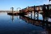 Fall Time Dock