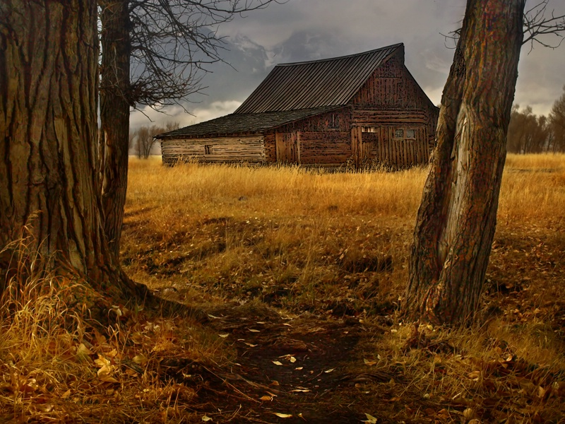 Moulton's Barn
